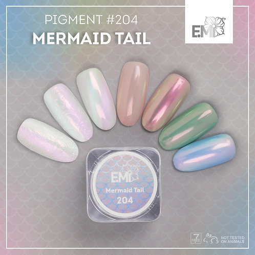 Pigment Mermaid Tail #204
