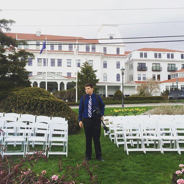 Wedding season has begun