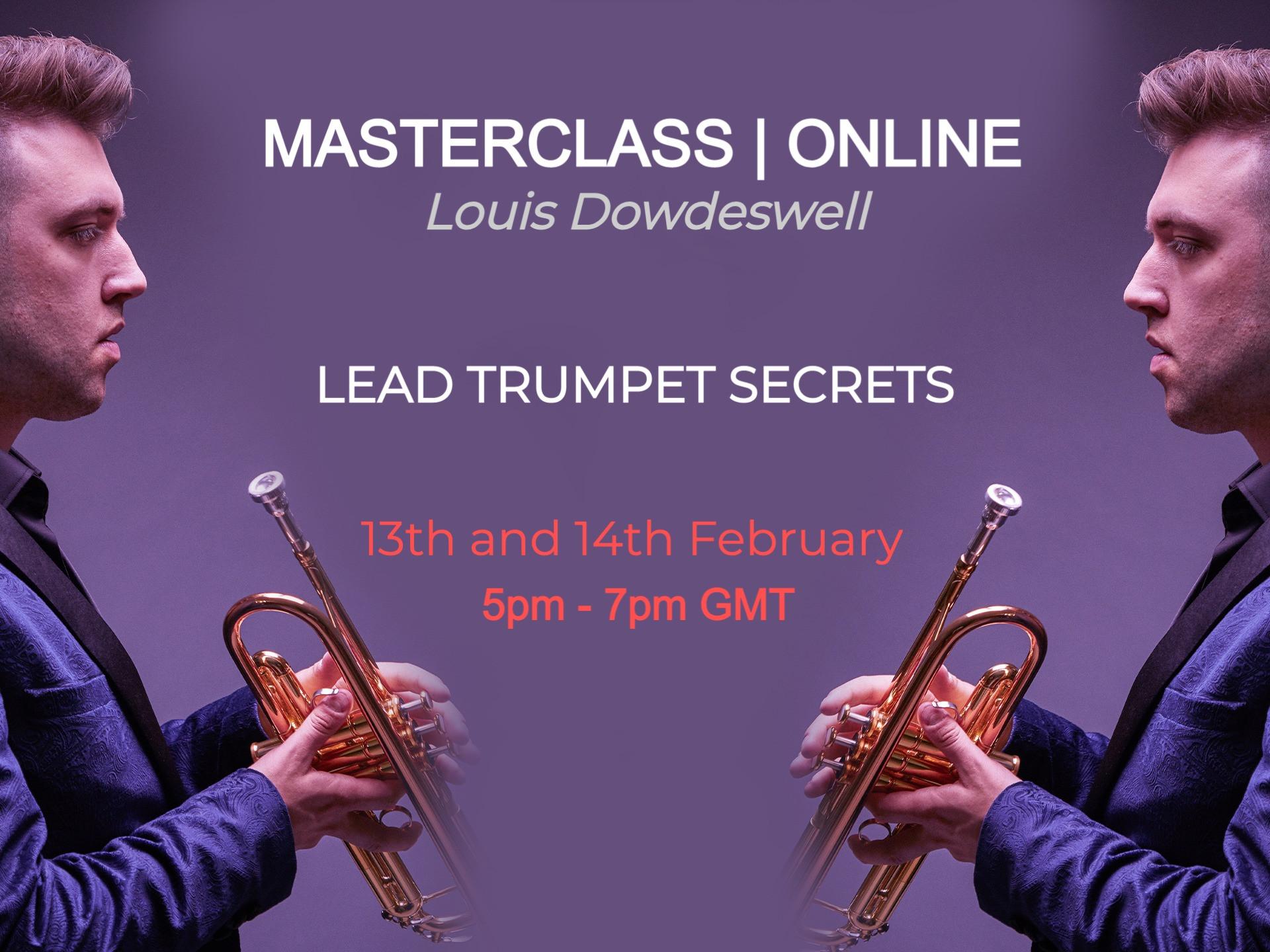 Masterclass: Louis Dowdeswell