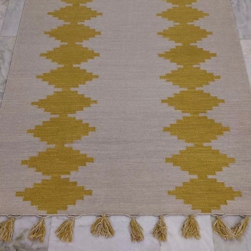 Inca Lemon Rug 170x240