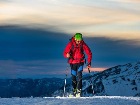 Night Skiing Brings Perfect Balance