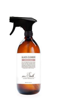 Glass Cleaner Spray Bottle