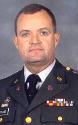 Stephen N. Hyland Jr LTC, USA