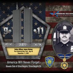 Police Officer James Nelson