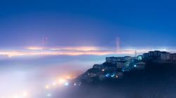 Город и туман