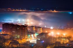 Волны тумана