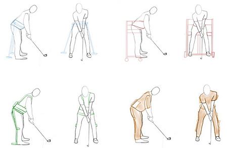 Golf Brace Concept