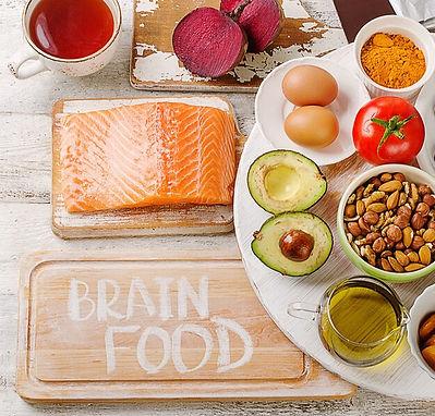 Psycho-neuro-nutrition