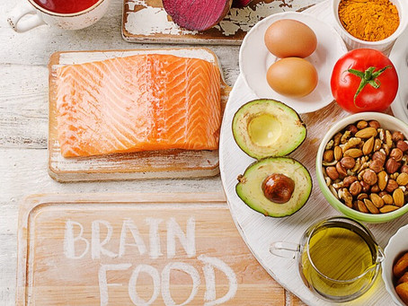 PSYCHO-NEURO-NUTRITION : L'ALIMENTATION ANTI-STRESS