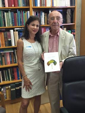 Roger Guillemin, prix Nobel et Pascale F