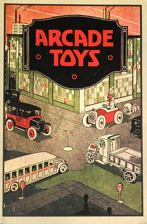 Arcade Toys Catalogue No. 33