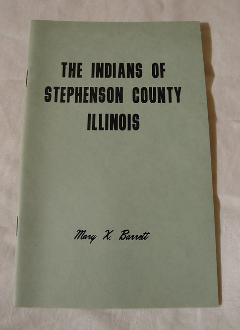 The Indians of Stephenson County