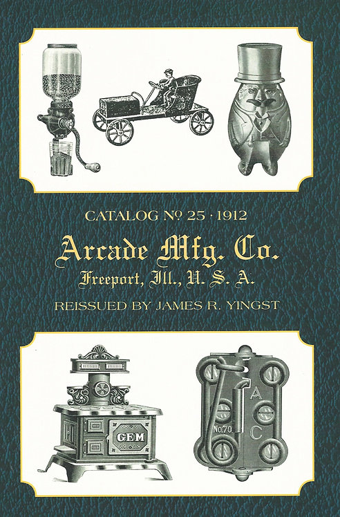 Arcade product catalog number 25 reprint