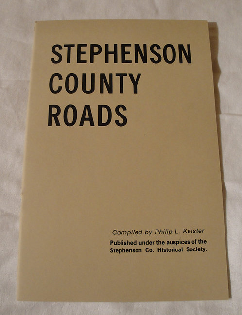 Roads of Stephenson County