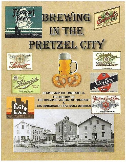 Brewing In The Pretzel City