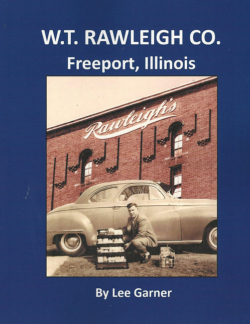 W.T. Rawleigh Co., Freeport, IL by Lee Garner