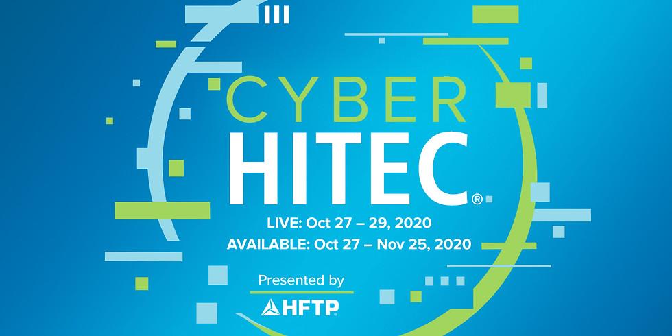 Cyber HITEC Live! - Day 3