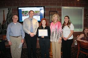 HFTP Arizona Chapter Scholarship Award Ceremony
