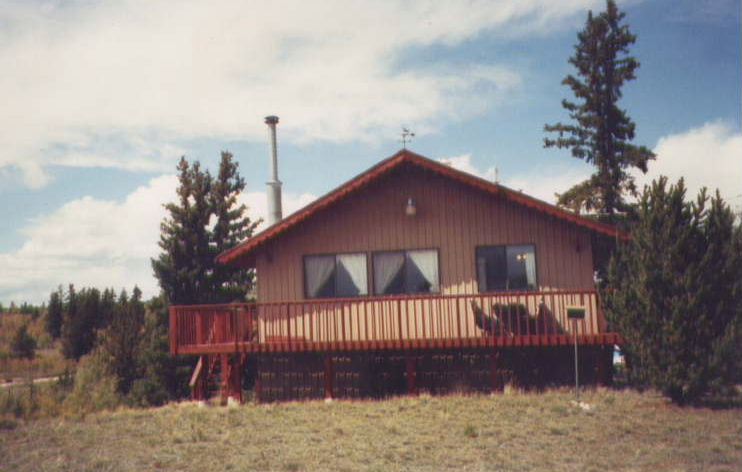Cabin in South Park