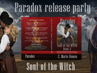 Paradox - Soul of the Witch - Book 3