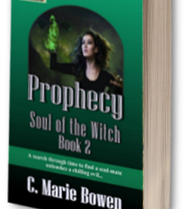 Releasing October 15th - Prophecy