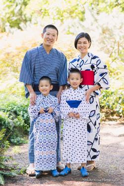 Kimono Styling Nastumasturi