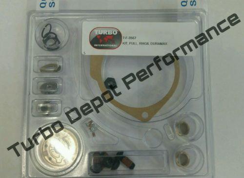 2000-2004 Chevy Duramax 6 6L LB7 RHG6 IHI Turbo Rebuild Kit