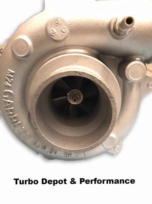 Turbo Rebuild SERVICE for Isuzu Garrett Turbo for GMC NPR NQR 1999-2006 #700716
