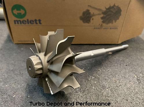 New Dodge Cummins Holset HE351VE Turbine Shaft