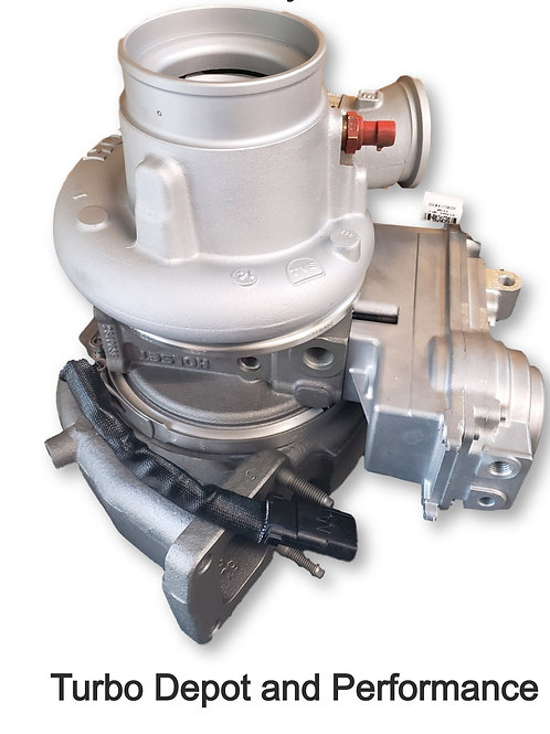 Turbo Reman for Cummins ISX HE561VE with Actuator 2000$+600$ Core Charge