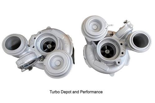 Turbo Rebuild SERVICE for 2009-2012 BMW 750Li