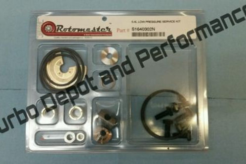 Ford Powestroke 08-10 6.4L Stock Borg-Warner Turbo Low-Side Rebuild Kit