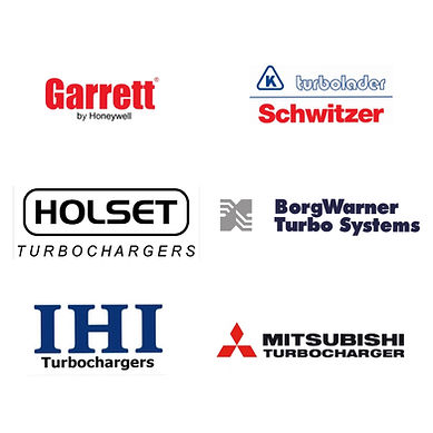 Turbo Turbocharger Rebuild Brands