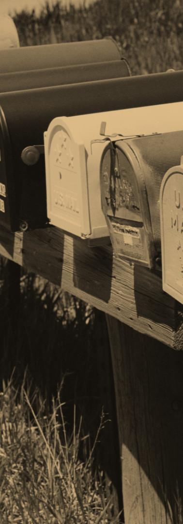 Mailbox Houses