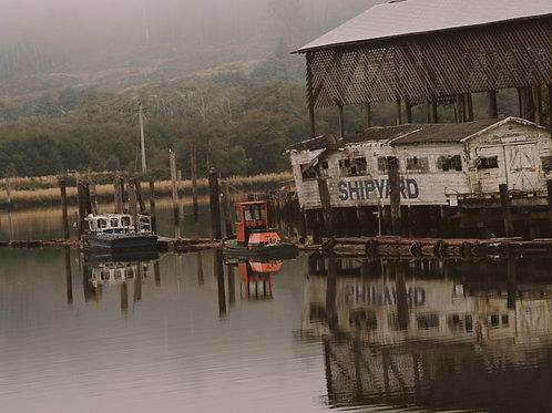 Abandoned Shipyard