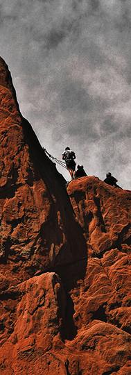 Rock Mountain Climb