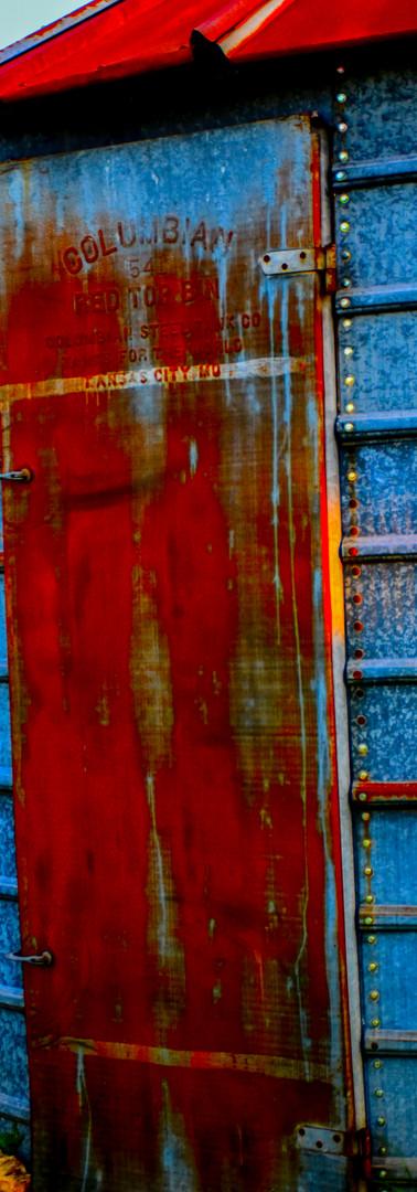 Silo Door