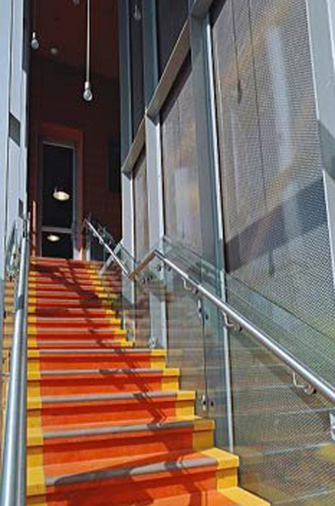 escalier casse-croûte
