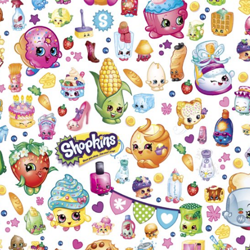 Shopkins Mask