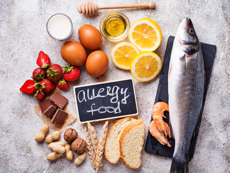 Everything you need to know about  Food Allergies