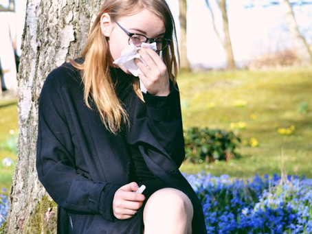 10 Most Common Symptoms of          Hay fever