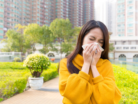 Seasonal Allergic Rhinitis -Experience In A UK Children's Hospital