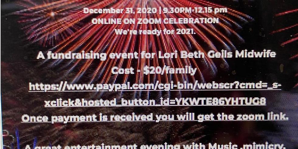 Fundraising Lori Beth Giels Midwife