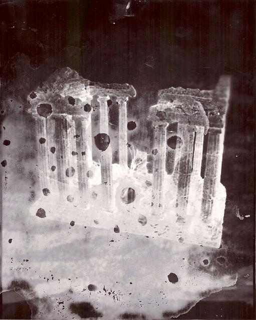 Submergées_(série),_tirage_argentiqu