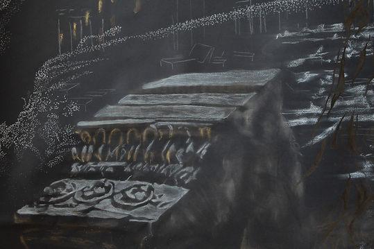 Guénaëlle de Carbonnières, Révéler l'absence (Palmyre) #2