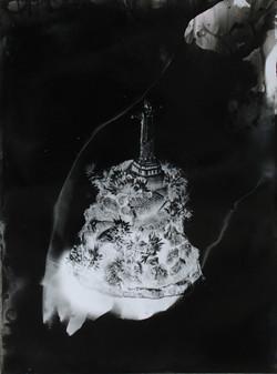 Corcovado #1, série Submergées (ruines