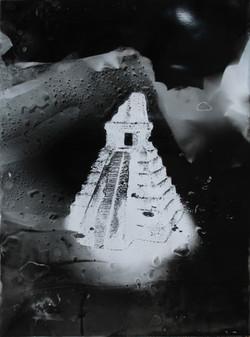 Machu Picchu #1, série Submergées (rui