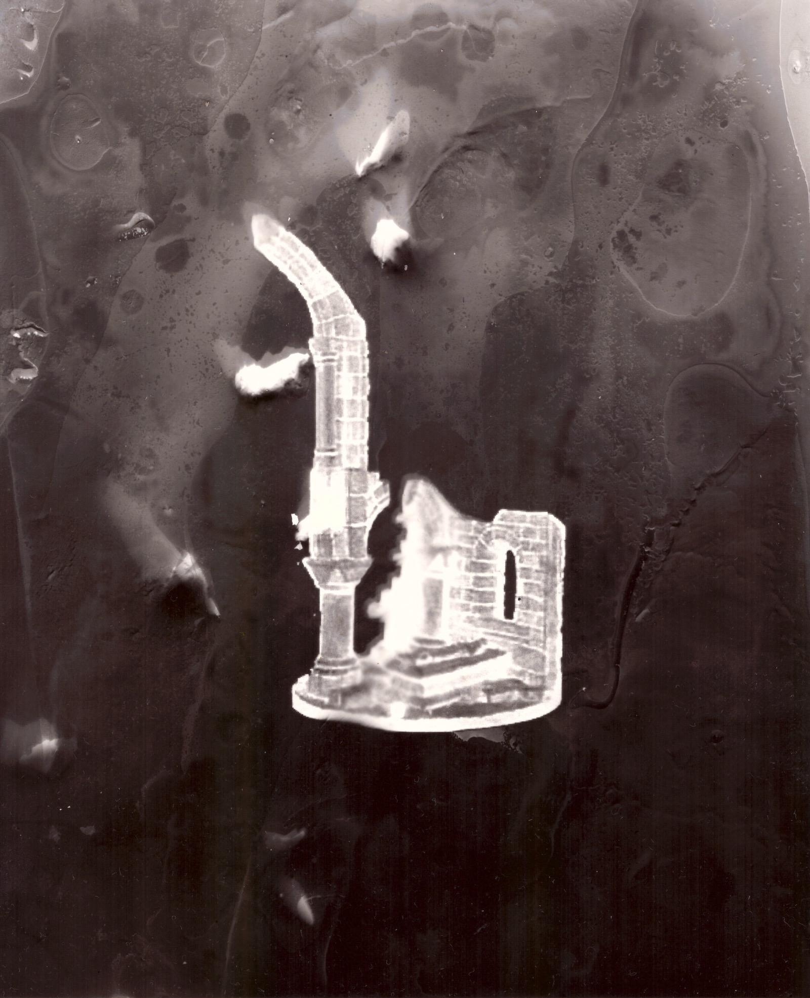 Submergées (ruines d'aquarium), 2020