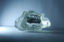 Captures fossiles, collection de sculptu