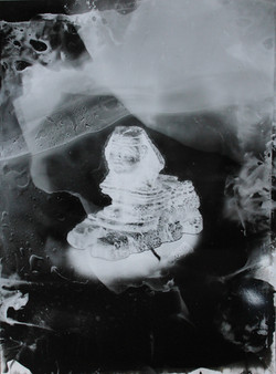 Sphynx #1, série Submergées (ruines d'